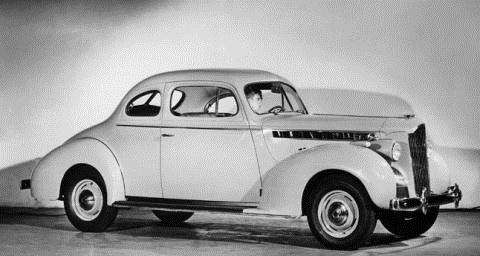1940 One-Ten Business Coupe