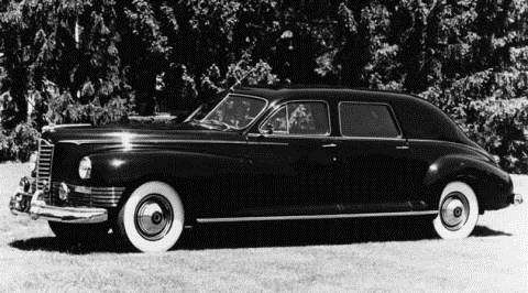 1947 Custom Super Clipper Eight Long WB Sedan
