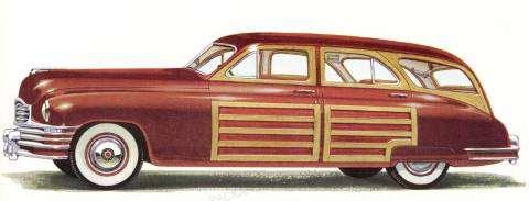 1948 Standard Eight Station Sedan