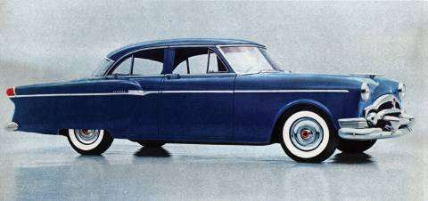 1954 Clipper Super Touring Sedan