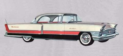 1956 Caribbean Hardtop Coupe