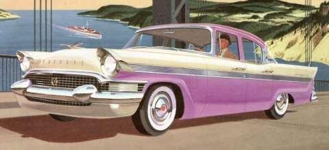 1957 Clipper Town Sedan