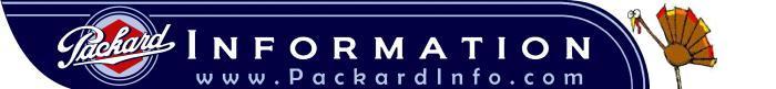 PackardInfo Logo
