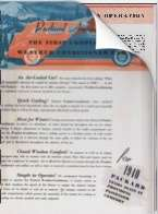 1940 Packard A/C Promotional Mailer