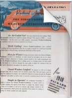 1940 Packard A/C Promotional Mailer