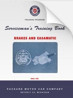 Serviceman's Training Manual: Brakes and Easamatic