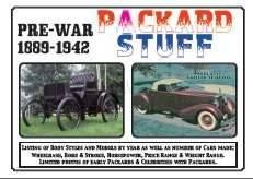 Pre-War Packard Stuff 1899-1942