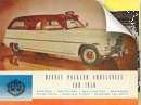 1950 Henney-Packard Ambulance Brochure