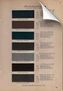 1931 Packard Ditzler Paint Chips