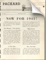 Packard Promotional Pointers