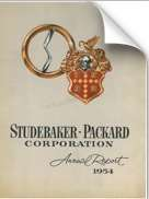 Packard and Studebaker-Packard Annual Corporate Reports