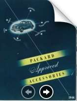 1946 Packard Accessories Brochure
