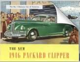 1946 Packard Clipper Deluxe Sales Brochure