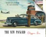 1946 Packard Six Brochure