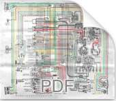 1947 (21st Series) Color Wire Diagram