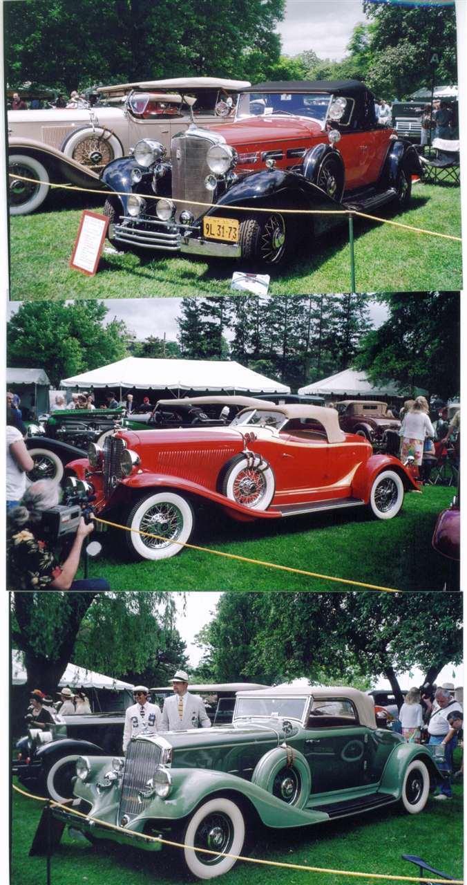 Arrow 12 convertible coupe