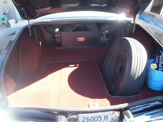 Packard motor car information wanted 53 54 or 55 trunk a c interior vents packard forums - Hood novi ...