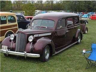 1939 Packard Hearse