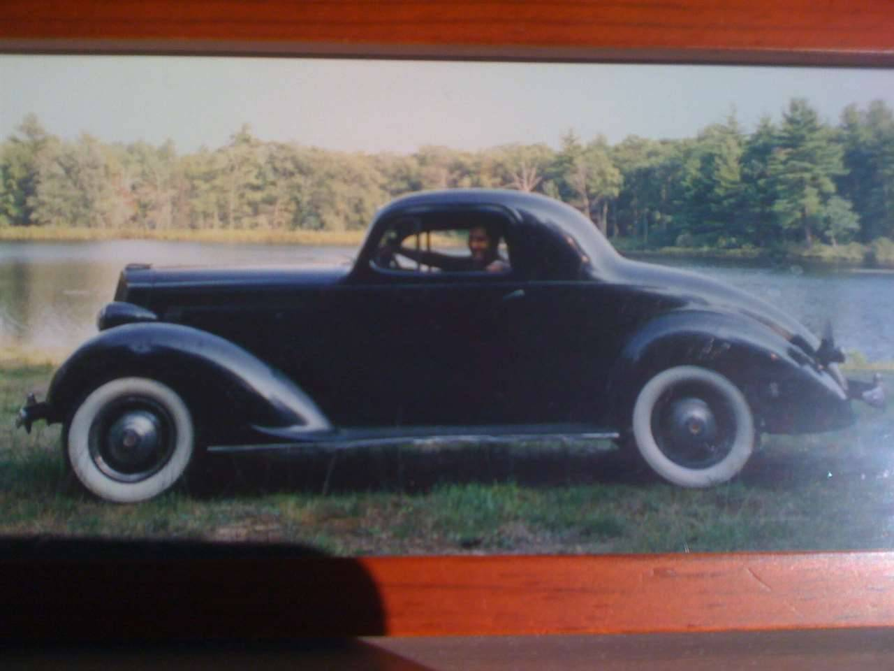 Packard Motor Car Information 1937 115c Business Coupe