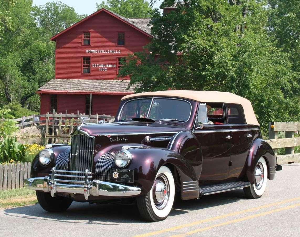 1941 Convertible Sedan