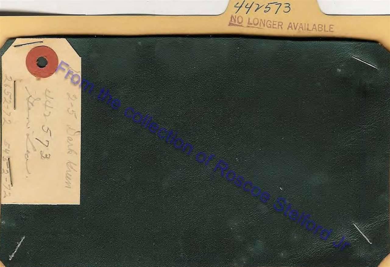 442573 - Genuine Leather - Dark Green