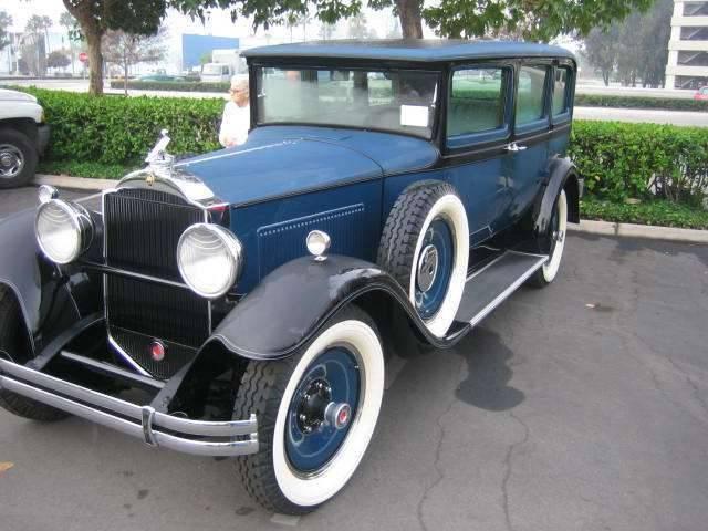 1929 626 Sedan 4 door Body 333