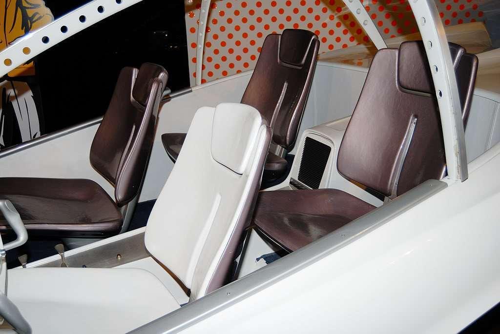Studebaker-Packard Astral Full Size Atomic Vehicle Mock-Up -8