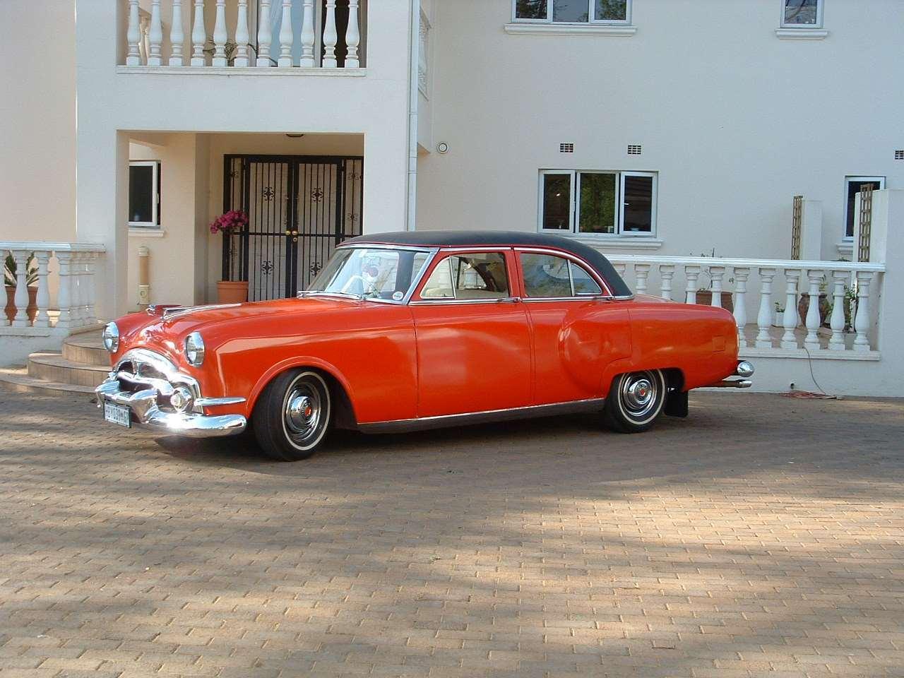 Packard Clipper Four door 1953