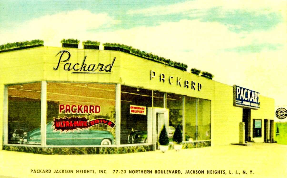 Packard Jackson Heights, Inc.