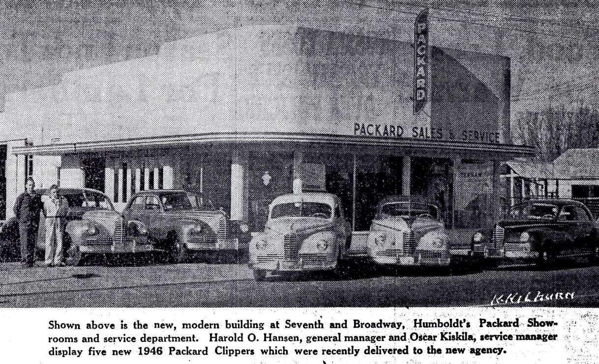 Hansen Motor Sales
