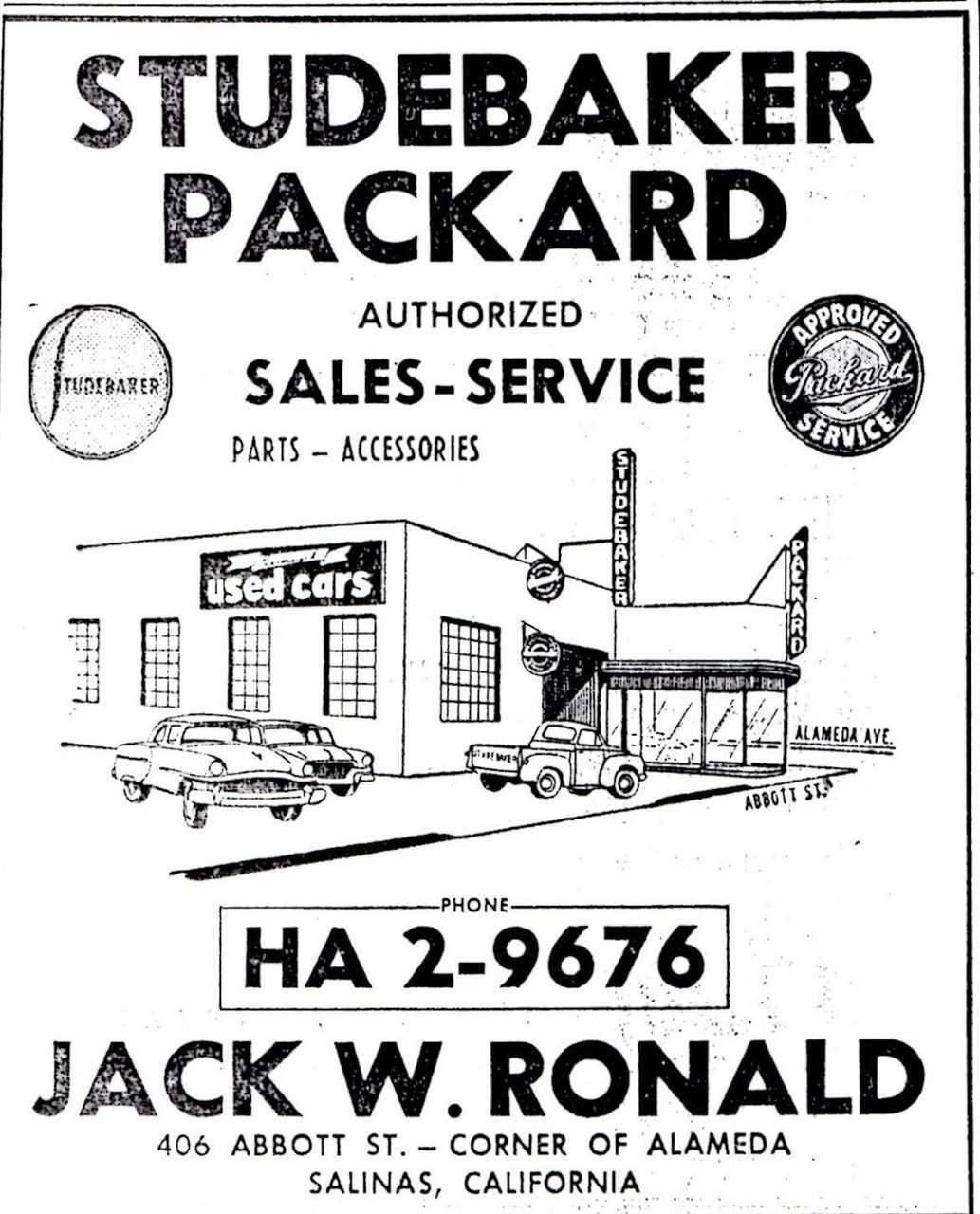 Jack W. Ronald
