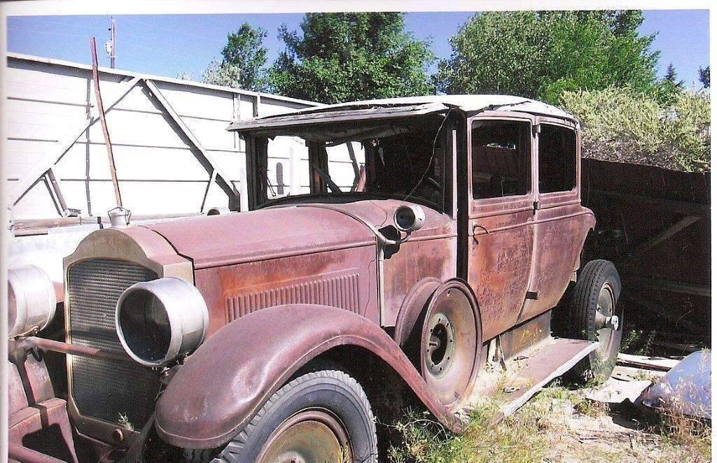 1928 Six, Club Coupe