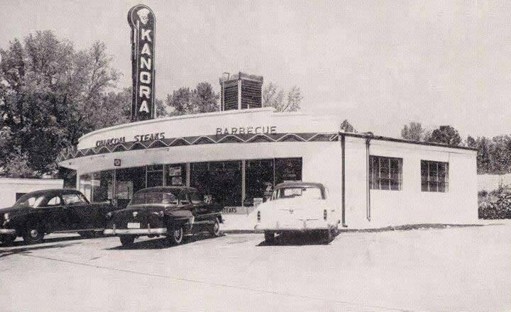 Kanora Diner, Tuscaloosa, AL