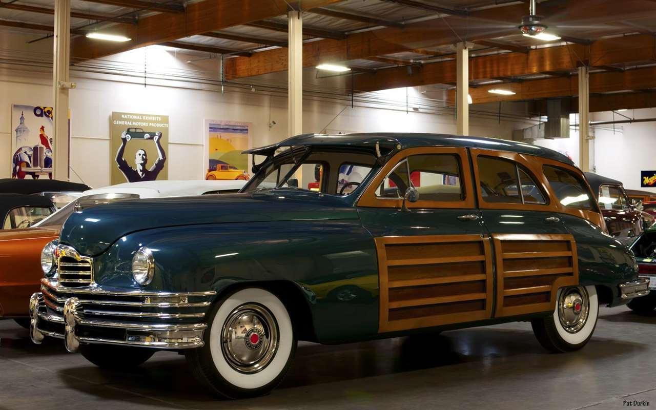 1949 Packard 2393 Eight Station Sedan