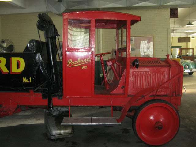 1919 Packard Model E Five Ton Truck at the Citizens Motor Company, America's Packard Museum, Dayton