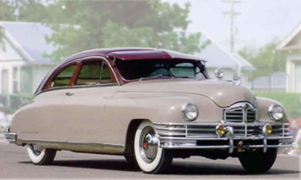 1948 Standard 8 Club Sedan