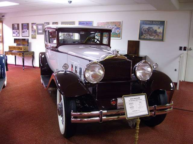 1930 734 Speedster Eight/Victoria at Nethercutt Collection 5th Oct 2012