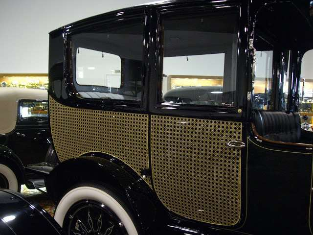 1916 I-25 Twin Six Limousine at Nethercutt Collection 5th Oct 2012