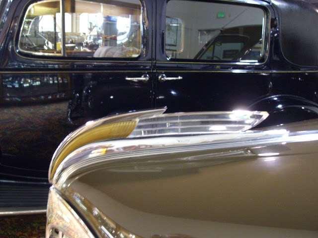 1941 1907 Custom Super 8 Sport Sedan at the Nethercutt Collection 5th Oct 2012
