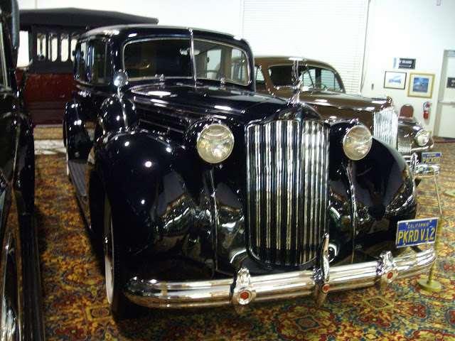 1939 1707 Twelve Formal Sedan at the Nethercutt Collection 5th Oct 2012