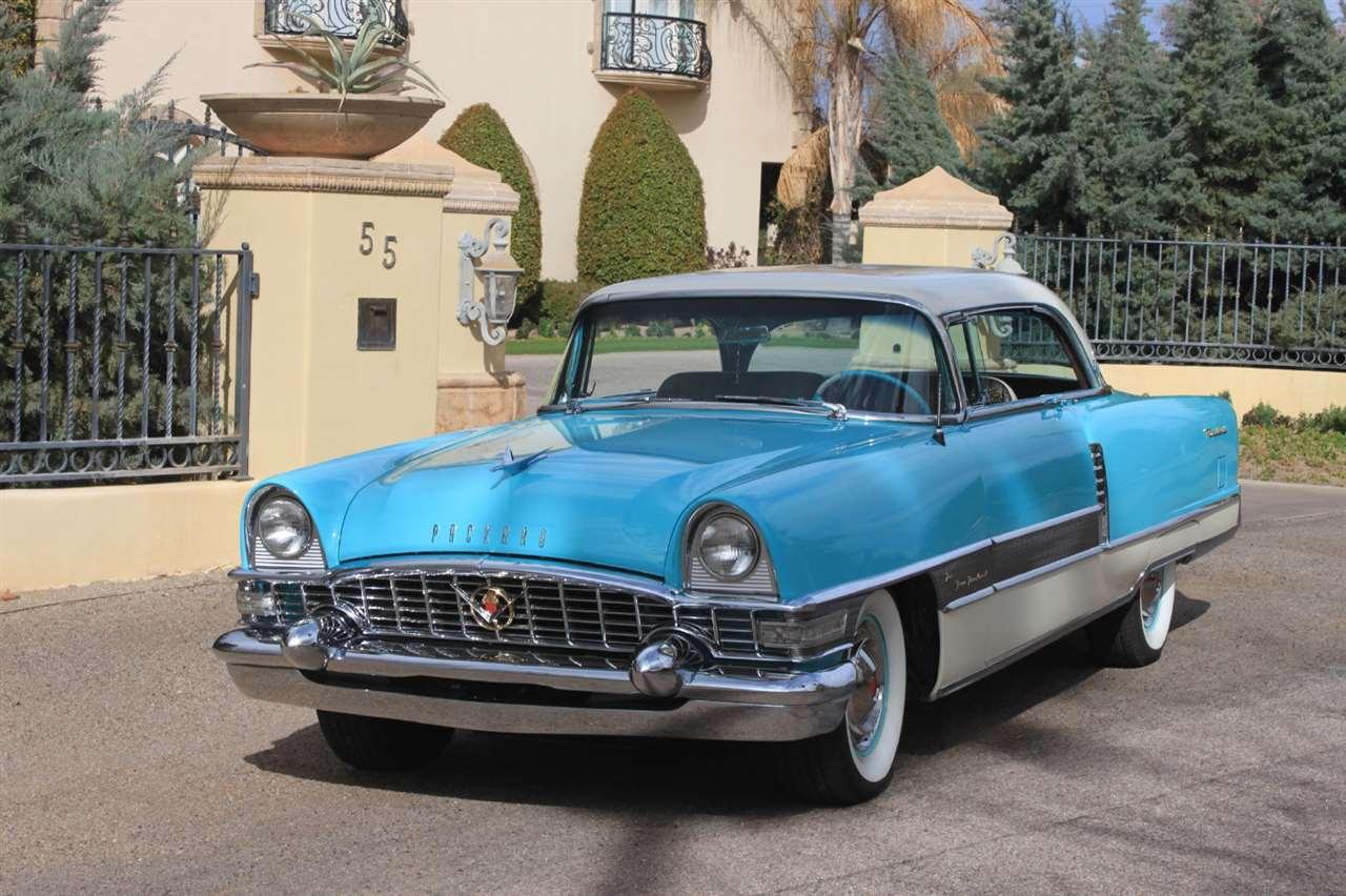 1955 Packard in El Encanto # 3 - Tucson AZ