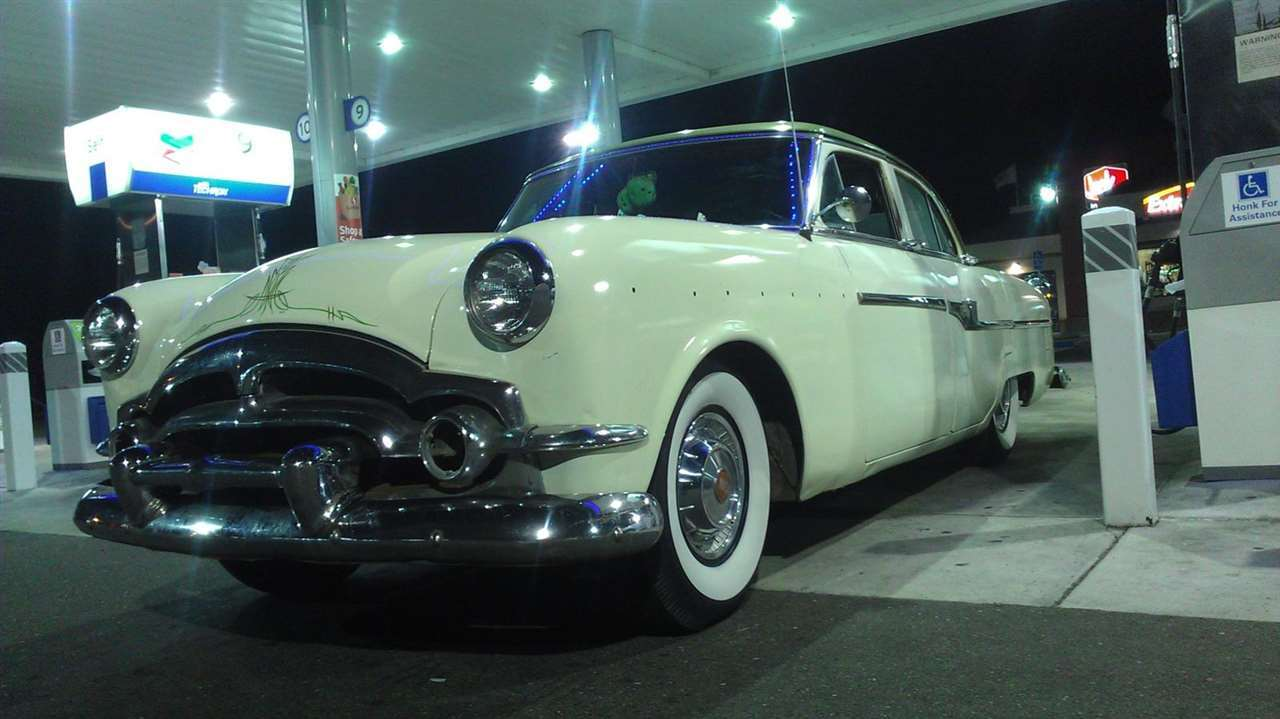 1953 Clipper Deluxe