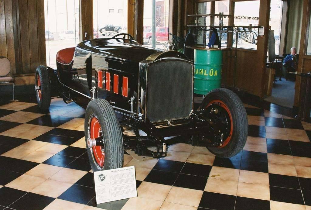 1928 Packard Vincent Speedster