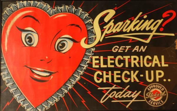Packard Valentines