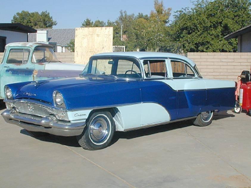 1955 Clipper Custom Sedan