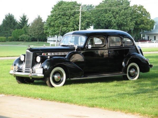 1940 160 Touring Sedan