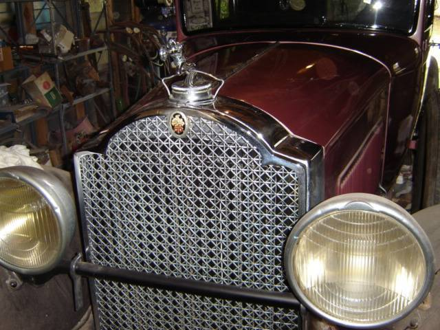 1931 833 custom built coupe