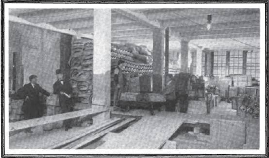 1910 - stockroom