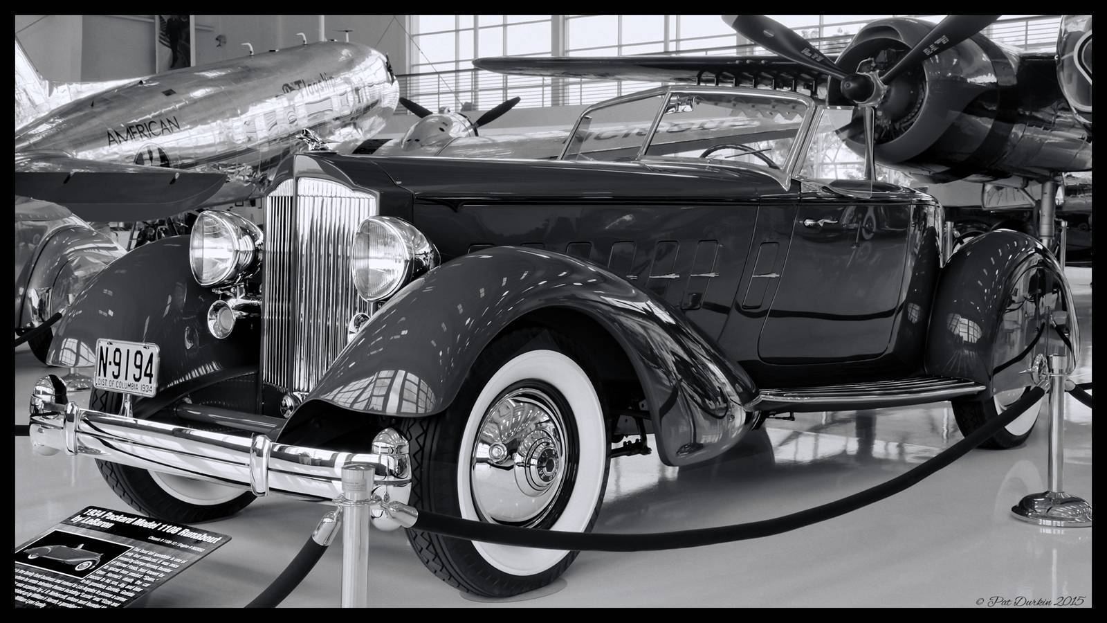 Packard Model 1108 Runabout by LeBaron