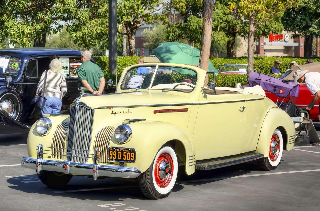 1941 Packard 110 Special Convertible